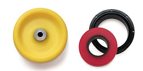 Polyurethane Casters and Wheels