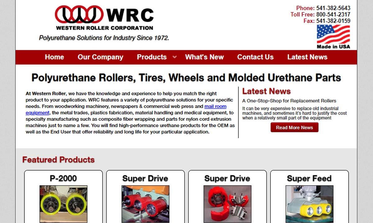 Western Roller Corporation