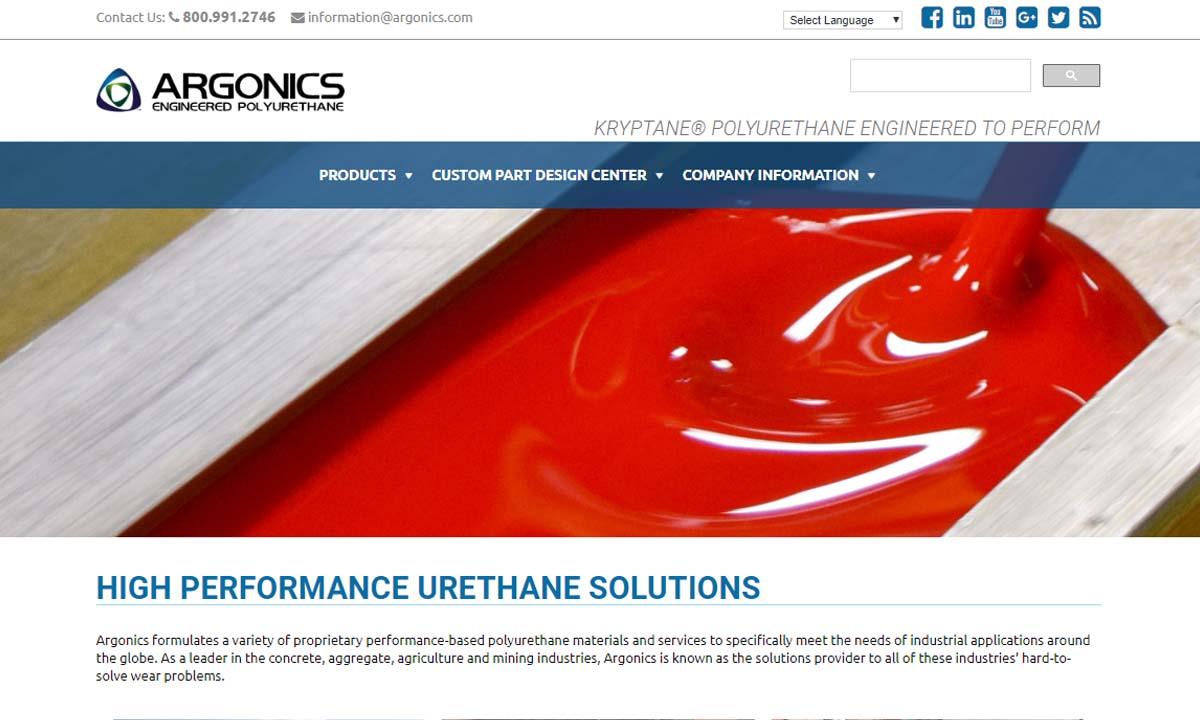 Argonics, Inc.