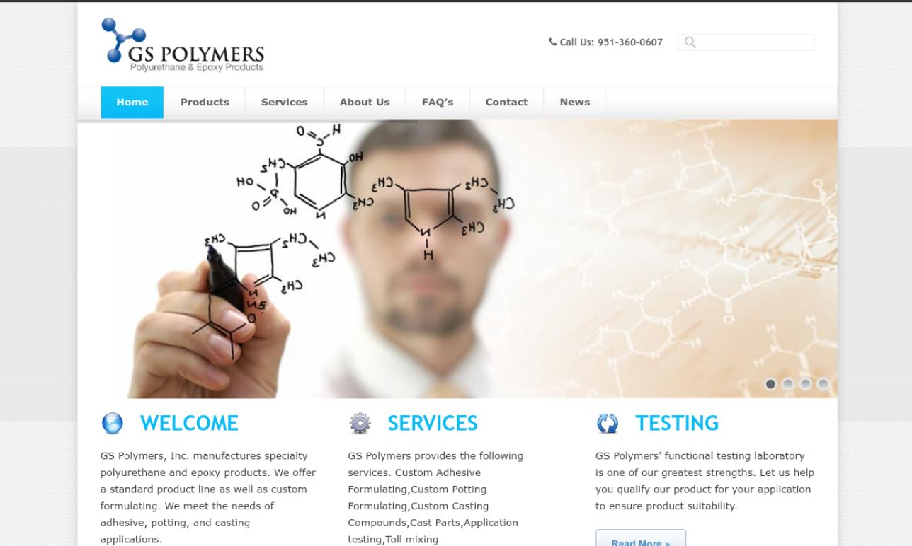 GS Polymers, Inc.