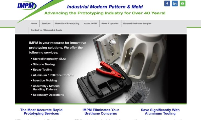 Industrial Modern Pattern & Mold Corporation