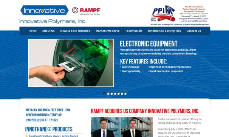Innovative Polymers, Inc.
