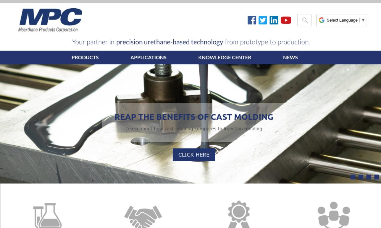 Mearthane Products Corporation