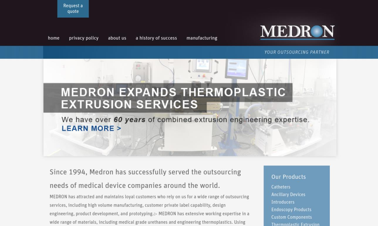 Medron Incorporated