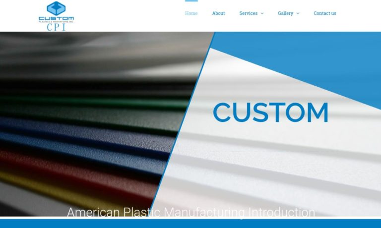 Custom Plastics & Innovations, Inc.