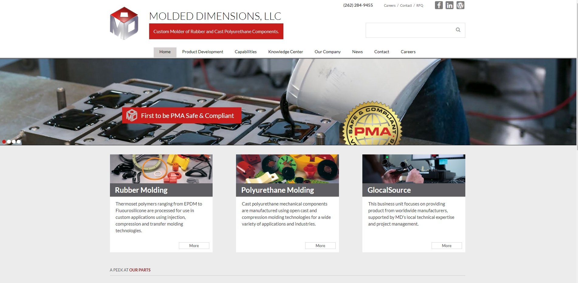 Molded Dimensions, LLC
