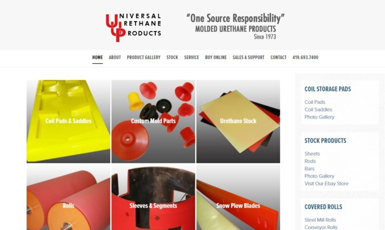 Universal Urethane Products, Inc.
